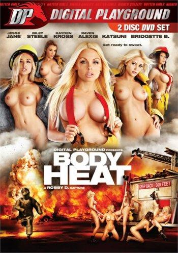 Body Heat Image