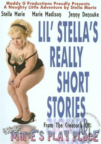 Lil' Stella's Really Short Stories Image