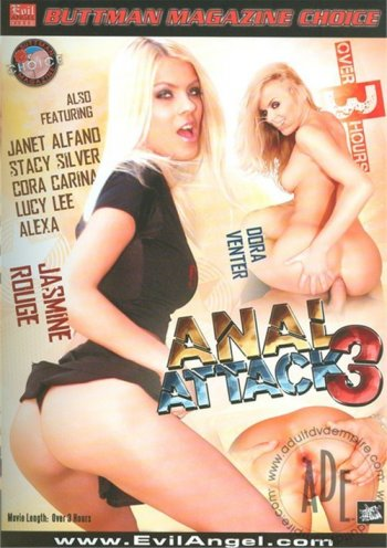 Anal Attack 3 Image