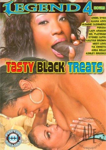 Tasty Black Treats Image