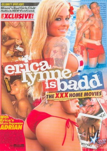 Erica Lynne Is Badd: The XXX Home Movies Image