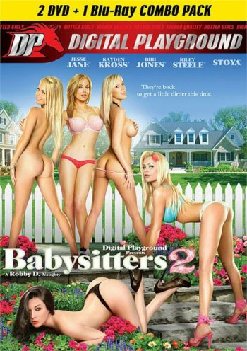 Babysitters 2 (DVD + Blu-ray Combo) Image