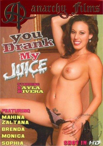 You Drank My Juice Image