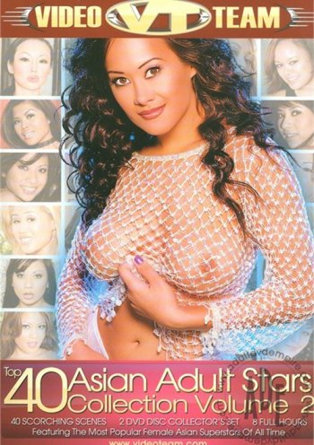 Top 40 Asian Adult Stars Collection Vol. 2 Image