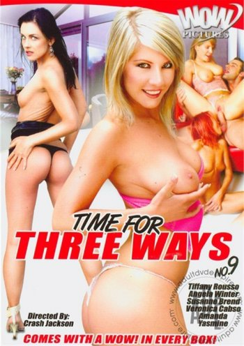 Time For Three Ways #9 Image