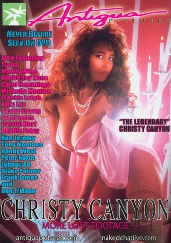Christy Canyon: More Lost Footage Image