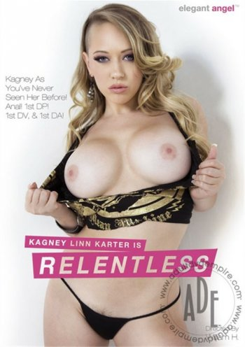 Kagney Linn Karter Is Relentless Image