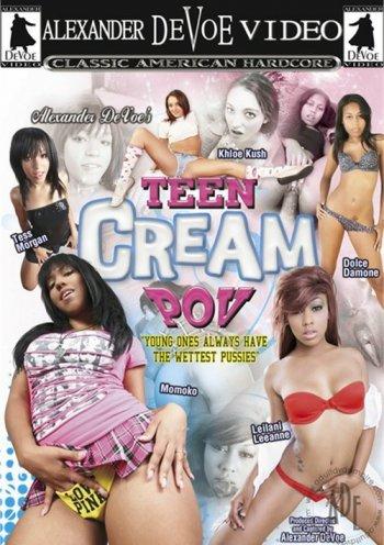 Teen Cream POV Image