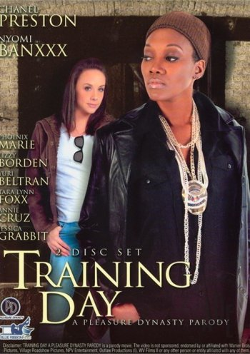 Training Day: A Pleasure Dynasty Parody Image
