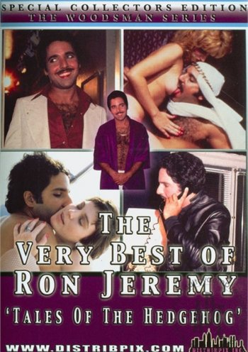Very Best Of Ron Jeremy, The Image
