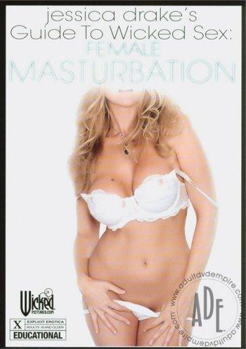 Jessica Drake's Guide To Wicked Sex: Female Masturbation Image
