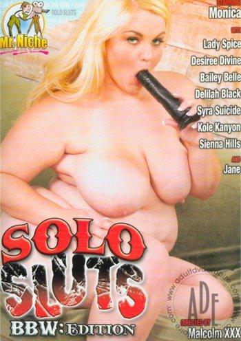 Solo Sluts: BBW Edition Image