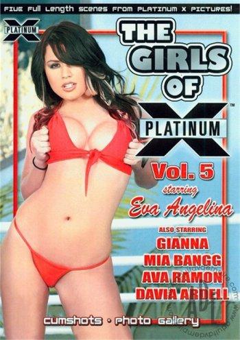 Girls Of Platinum X Vol. 5, The Image