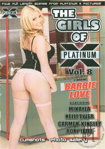 Girls Of Platinum X Vol. 8, The Image