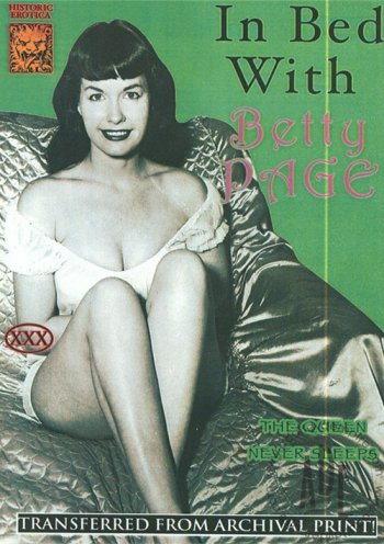 In Bed With Betty Page Image