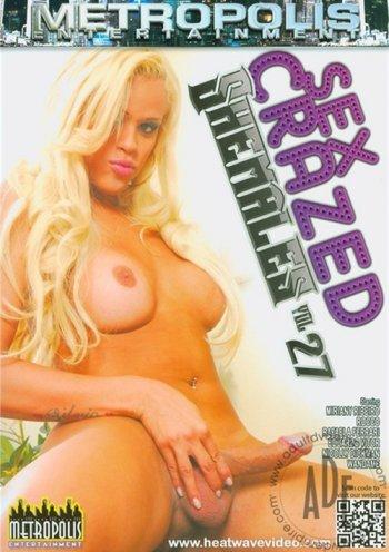 Sex Crazed Shemales Vol. 27 Image