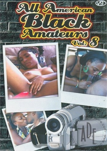 All American Black Amateurs Vol. 8 Image