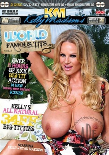 Kelly Madison's World Famous Tits Vol. 4 Image