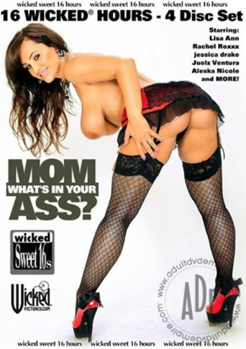 Mom What's In Your Ass? Image