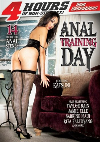 Anal Training Day Image
