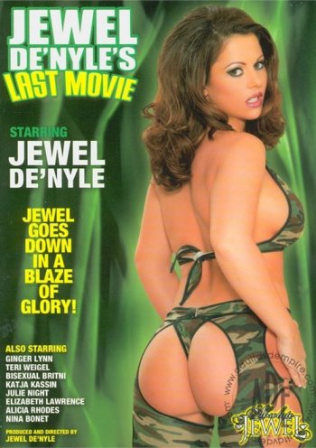 Jewel De'Nyle's Last Movie Image