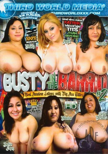 Busty In The Barrio #2 Image