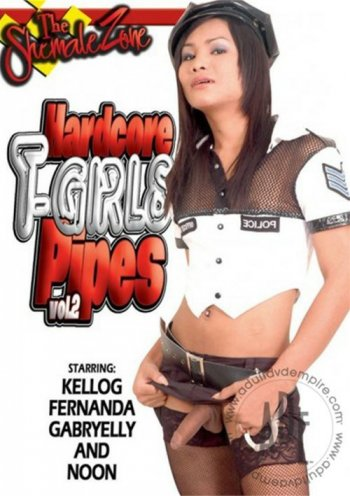 Hardcore T-Girls Pipes Vol. 2 Image