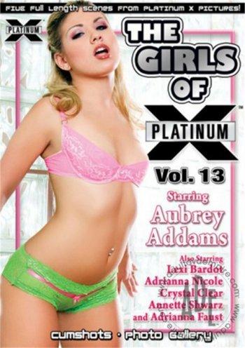 Girls Of Platinum X Vol. 13, The Image