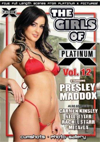 Girls Of Platinum X Vol. 12, The Image