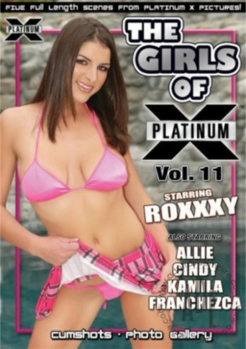 Girls Of Platinum X Vol. 11, The Image