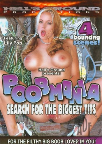 Boobmania: Search For The Biggest Tits Image