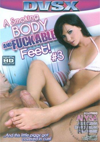 Smoking Body And Fuckable Feet #3, A Image
