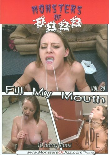 Monsters Of Jizz Vol. 20: Fill My Mouth Image