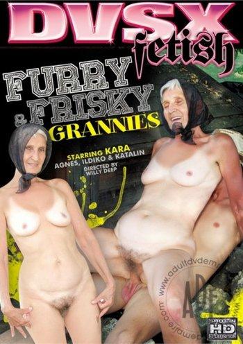Furry & Frisky Grannies Image