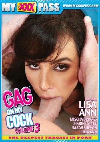 Gag On My Cock Vol. 3 Image