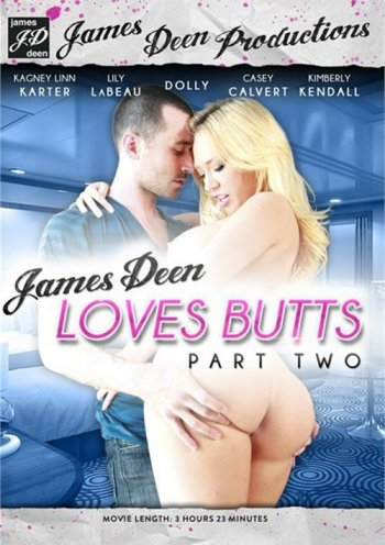 James Deen Loves Butts Part Two Image