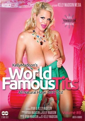 Kelly Madison's World Famous Tits Vol. 8 Image