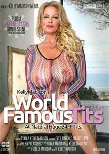 Kelly Madison's World Famous Tits Vol. 9 Image
