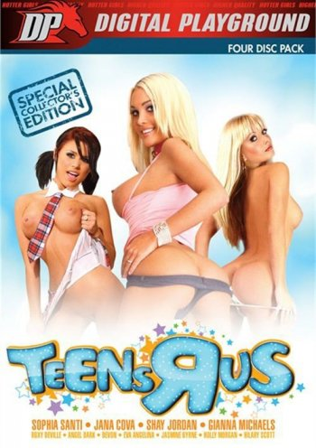 Teens R Us 4-Pack Image
