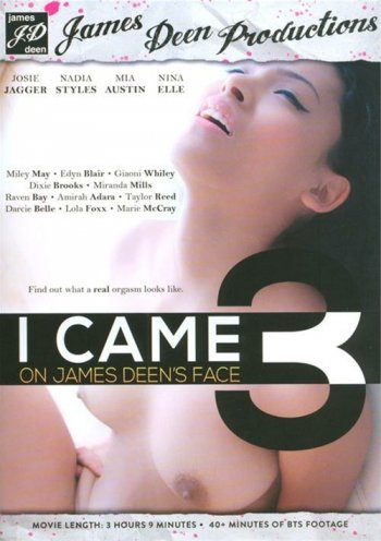 I Came On James Deen's Face 3 Image