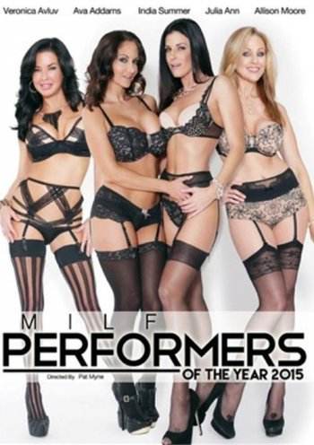 MILF Performers Of The Year 2015 Image