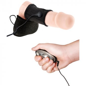 Fetish Fantasy Shock Therapy Cock Sock  Image