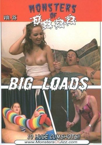 Monsters Of Jizz Vol. 35: Big Loads Image