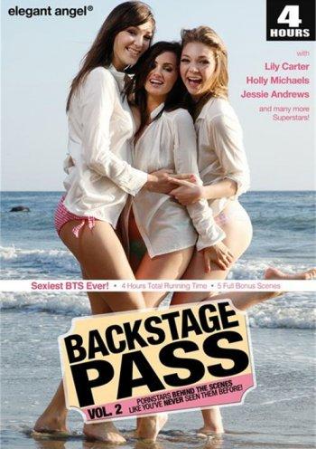 Backstage Pass Vol. 2 Image
