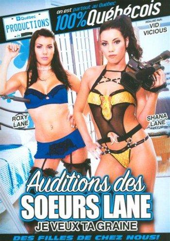 Auditions Des Soeurs Lane: Je Veux Ta Graine Image