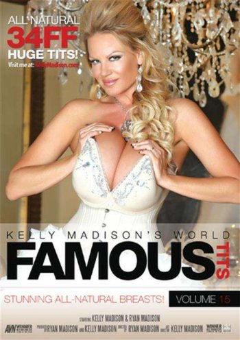 Kelly Madison's World Famous Tits Vol. 15 Image