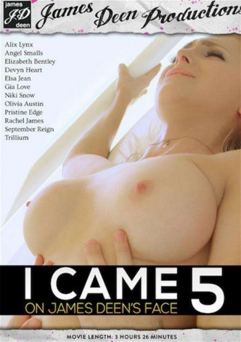 I Came On James Deen's Face 5 Image