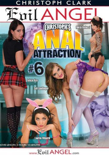 Christoph's Anal Attraction #6 Image