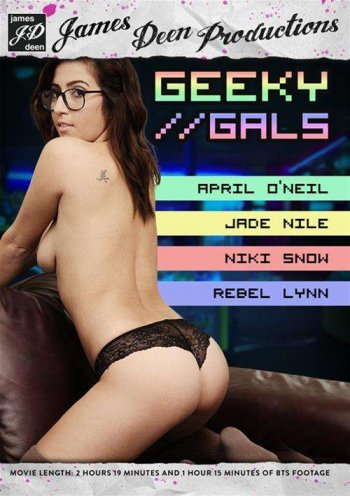 Geeky Gals Image