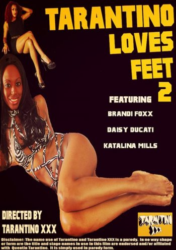 Tarantino Loves Feet 2 Image